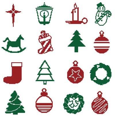 christmas motifs 5