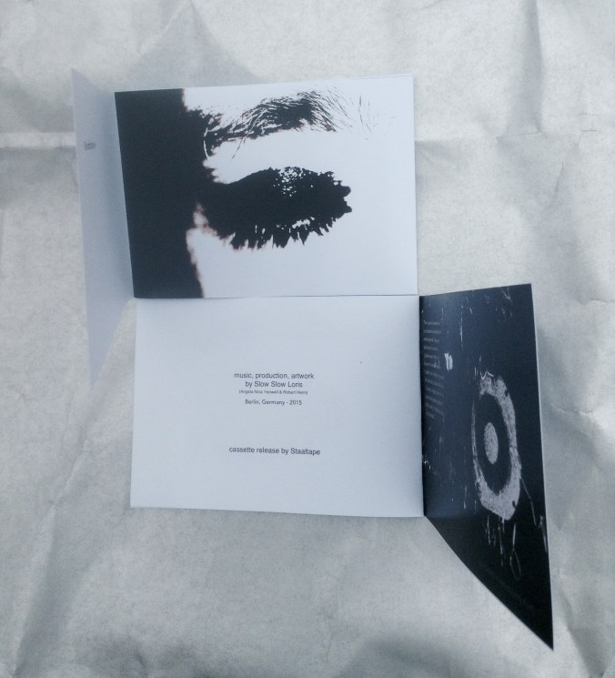 Slow Slow Loris - From monster till Mourning, booklet