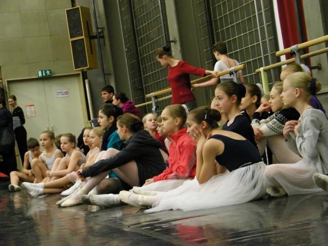 Die Ballettschülerinnen