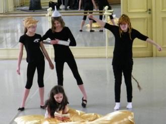 Dorothy und ihre neuen Freunde: Vogelscheuche, Blechmann & der ängstliche Löwe
