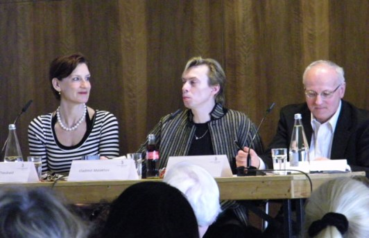 Dr. Christiane Theobald, Vladimir Malakhov & Georg Vierthaler