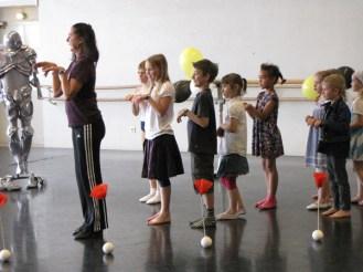 Und welche Rolle tanzen die Teilnehmer nun?