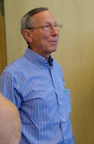 Tom Schilling beim SBB.