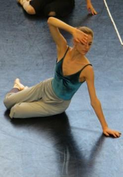Caroline Bird in Pose.