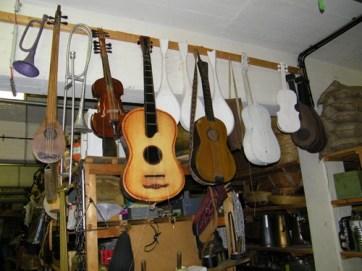 Oder doch lieber ein Instrument?