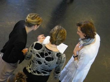 Alessandra Pasquali, Vladimir Malakhov, Christiane Theobald