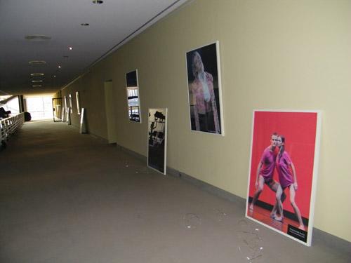 Im Foyer der Deutschen Oper Berlin.