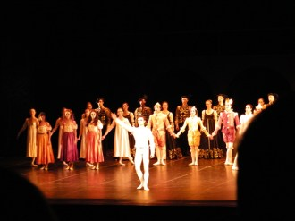 Benvolio: Alexander Shpak