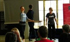 Royal Academy of Dance® | TRAINING ZUM ZUSCHAUEN, mit Nicoletta Manni & Gevorg Asoyan (SBB) sowie Lynn Wallis (Royal Academy of Dance)