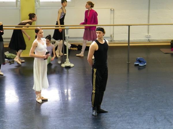 Beatrice Knop & Dmitry Semionov als...