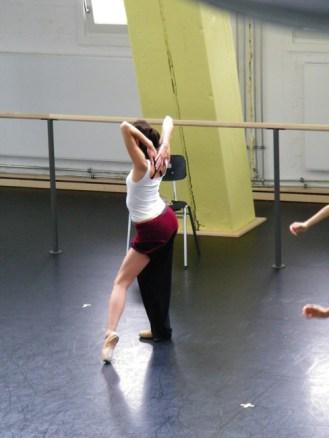 Soraya Bruno: Auch ein schöner Rücken kann entzücken.