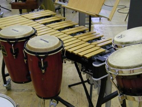Instrumente en masse.