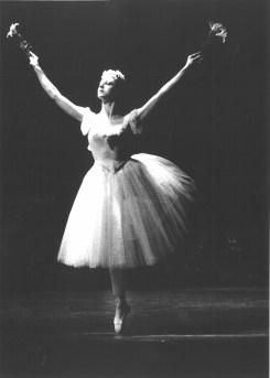 """Giselle"" Antony Tudor (als ""Myrtha"")"