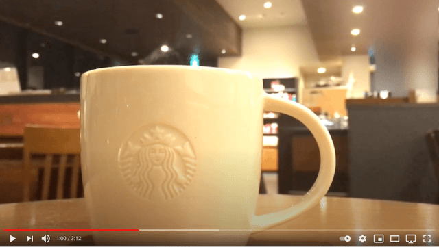 youtube BGM starbucks atashikawa