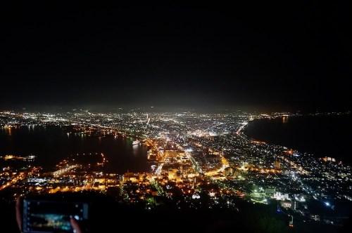 函館山 日本三大夜景