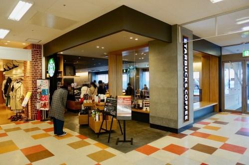 イオン釧路店 スタバ