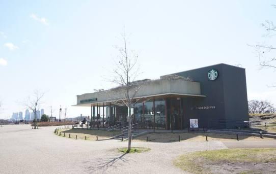 二子玉川公園店はスタバの特別店