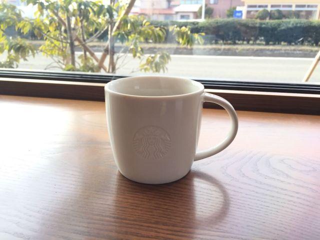 スタバ 北上で飲んだコーヒー
