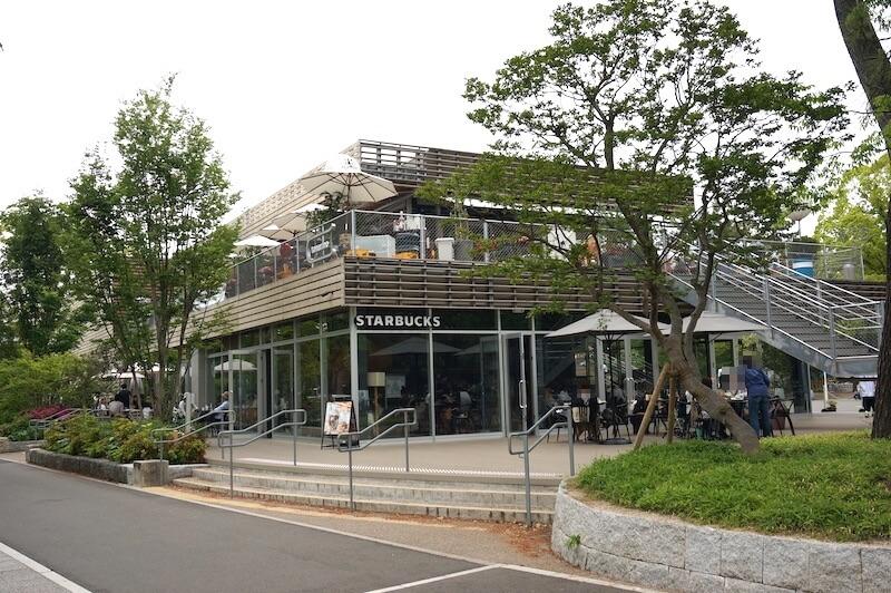 スタバ 名城公園