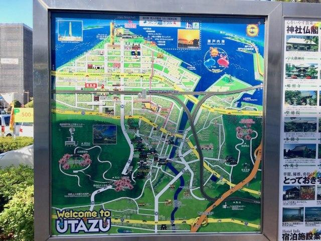 宇陀津 map