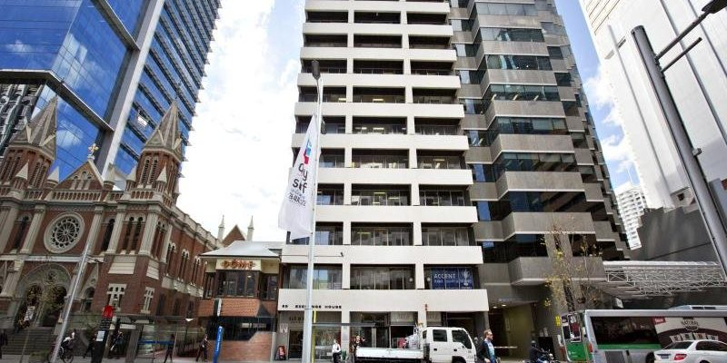 Concrete Cancer Fixed in St Georges Terrace Perth – Stable Commercial