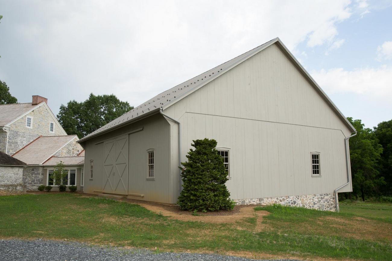 Pennsylvania Bank Barn