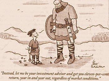 MF SIP Investing Cartoon