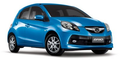 Honda Brio Prices India