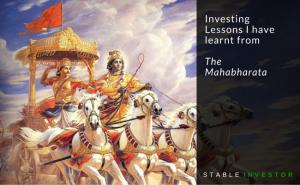 investing lessons mahabharata