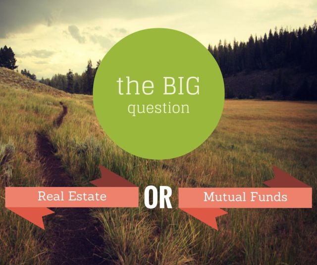 Property Vs Mutual Funds