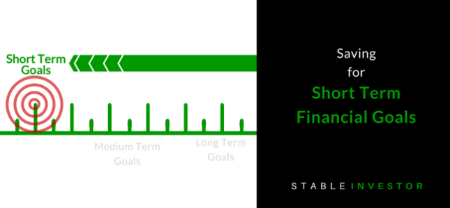 Short term Financial Goal Planning