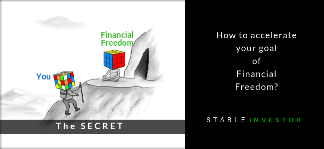 How to accelerate Financial Freedom