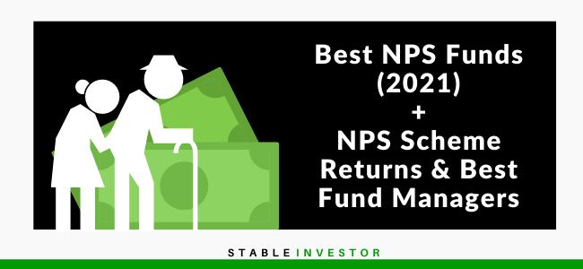 Best NPS Funds Manager Scheme