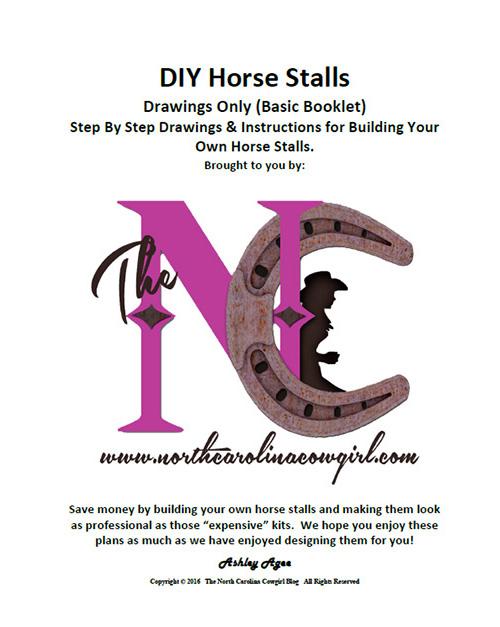 DIY horse stalls