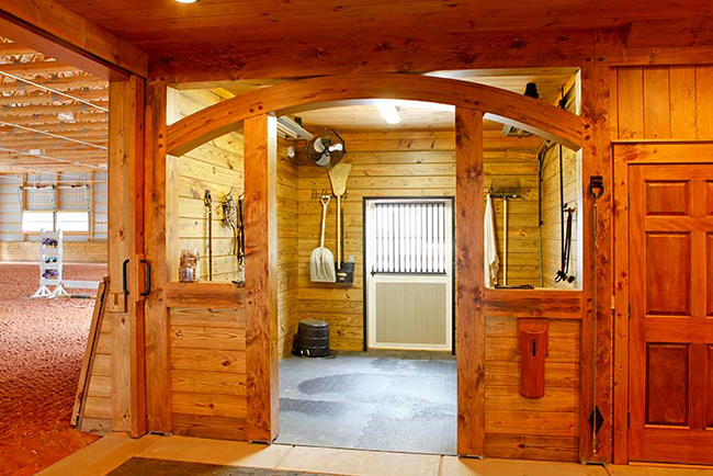 Designing the Best Wash Rack for Your Barn - STABLE STYLE