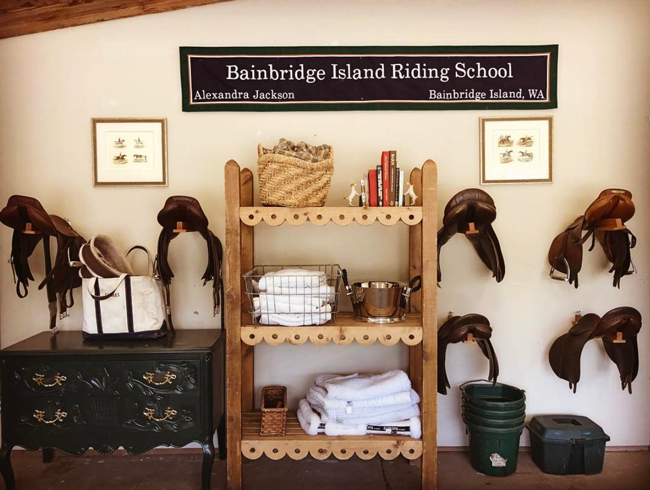 Organize Your Tack Room with Baskets, Bins, & Hooks!