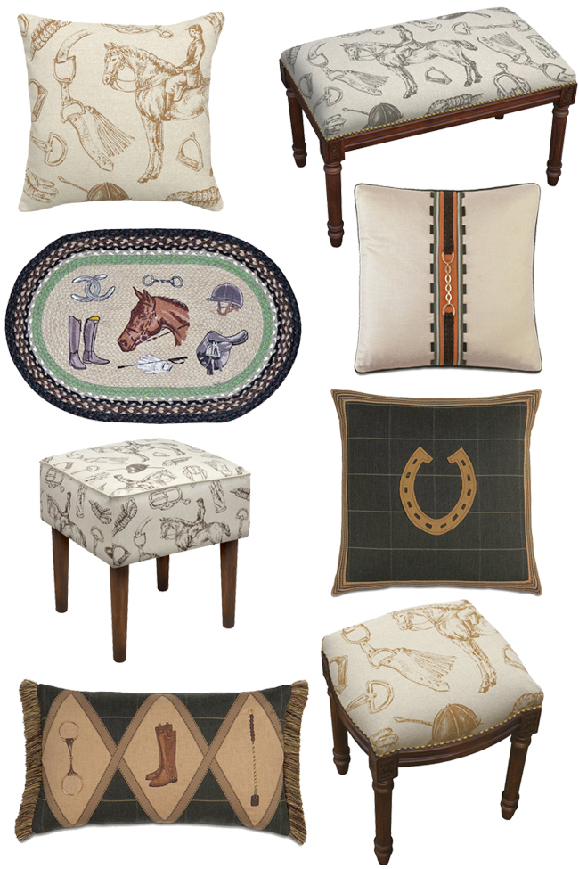 8 Unexpected Equestrian Pieces from Wayfair