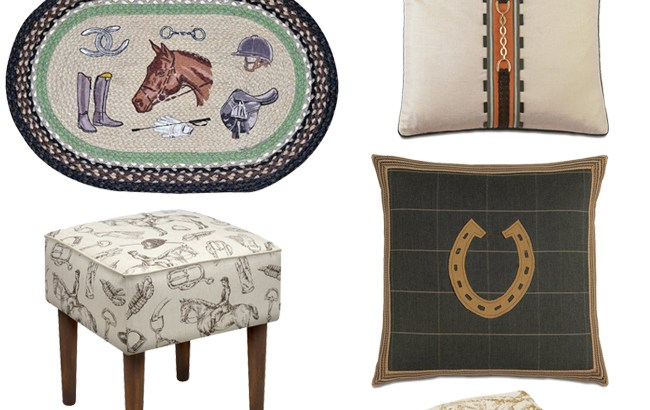 8 amazing equestrian pieces from Wayfair