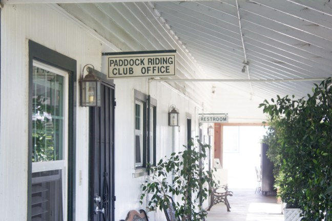 The Paddock Riding Club in Atwater Village