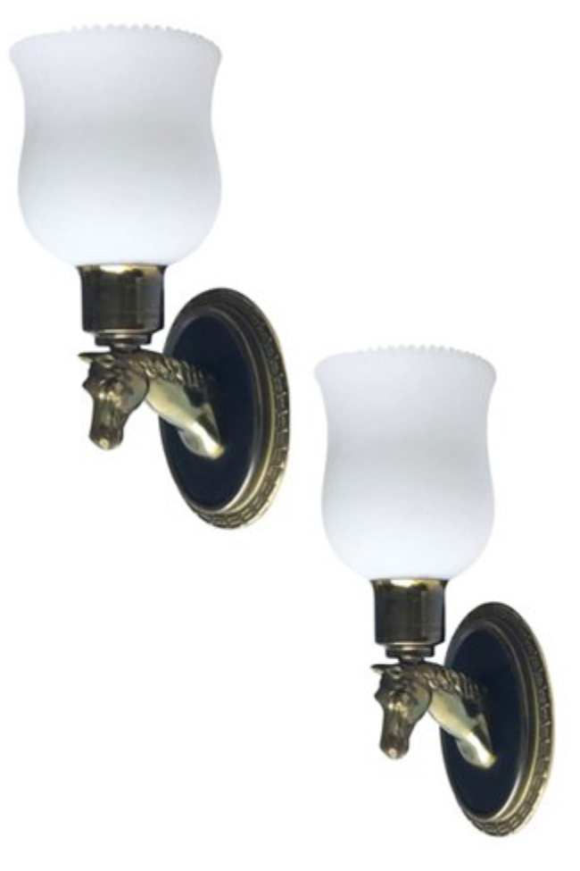6 Vintage Equestrian Lamps For The Home Stable Style