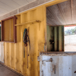 Before After A Metal Shipping Container Barn Is Totally Transformed Stable Style