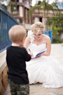 Kristie & Dario Disneyland Hotel Wedding
