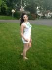 Barefoot Summer Girl Dress