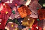 New Year's Confetti, NYC, 2010