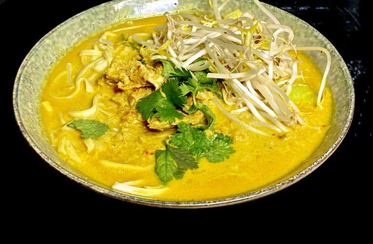Chiang mai noodles – Khao Soi