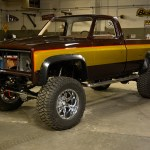 Stacey David S Stunt Double 1986 Chevy 3 4 Ton Pickup