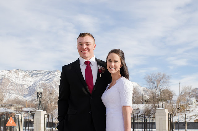 Bransen & Jessica | Northern Utah Wedding Photographer
