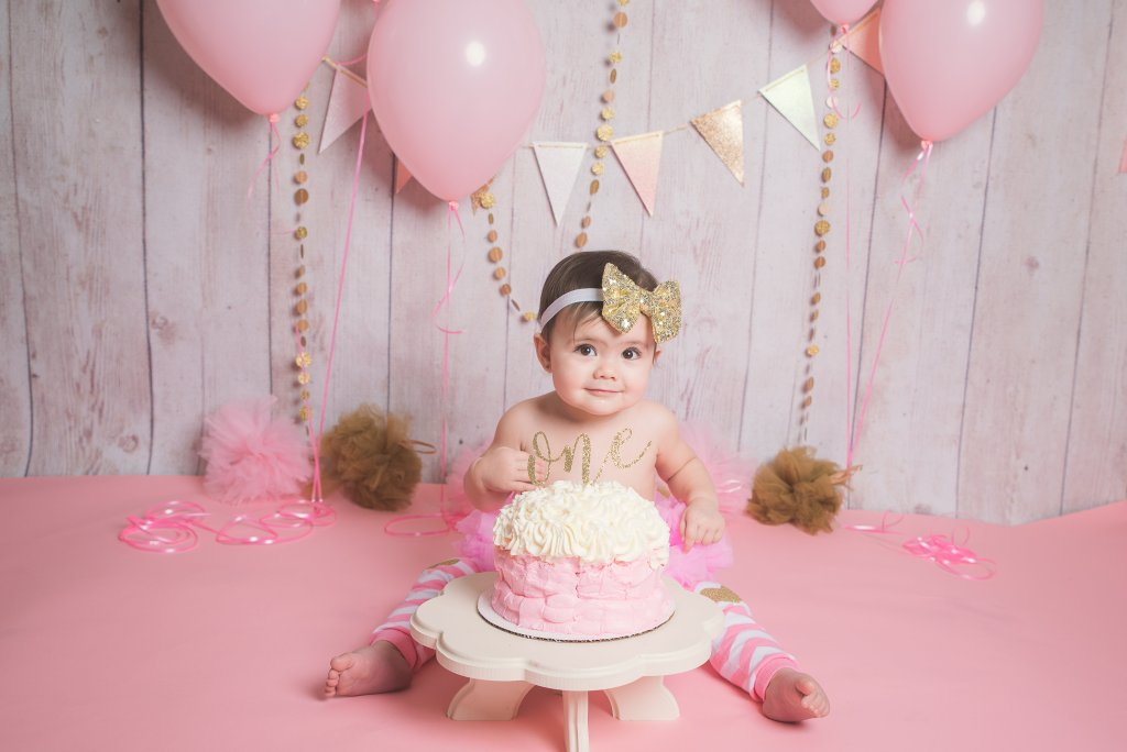 Kaleah-1-Year-Cake-Smah-Stacey-Hansen-Photography (1)