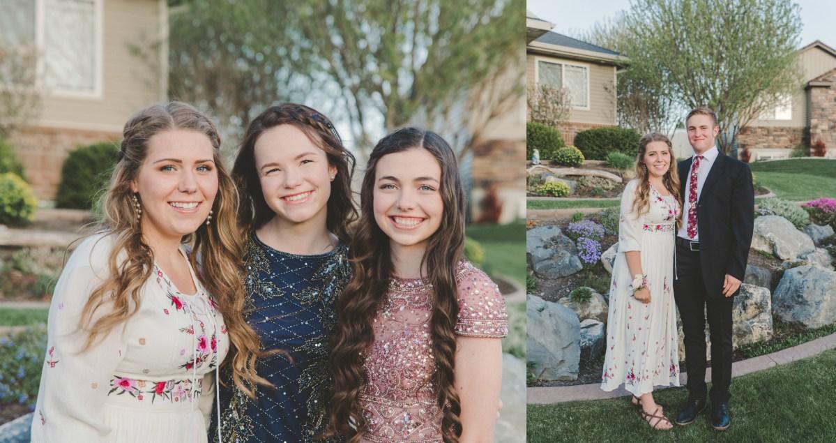 Jr Prom Photographer | Hyrum Utah Prom Photos