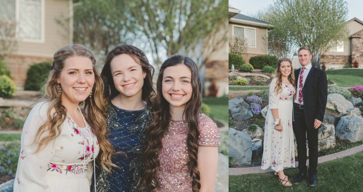 Hyrum Utah Prom Photos